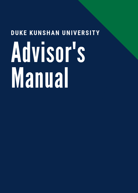 advisors-manual